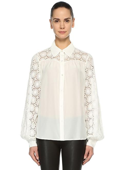 Bel-Air Gömlek Beyaz